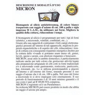 Biomagnete al Silicio Micron