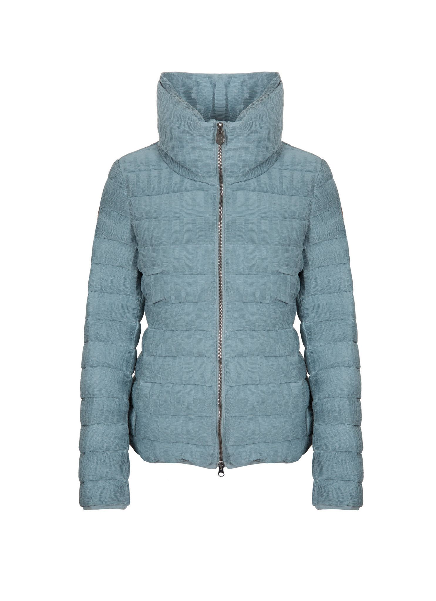 50 piumino colmar effetto pliss cenere outlet firme for Piumino colmar outlet