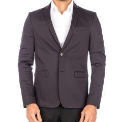 Uomo Patrizia Pepe 30 Giacca Blu Navy Abbigliamento Slim A0dvOqxw
