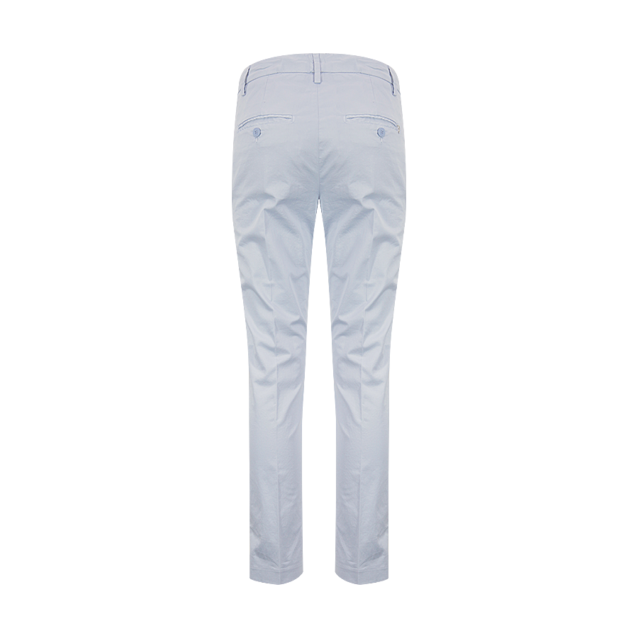 DONDUP PANTALONE PERFECT AZZURRO