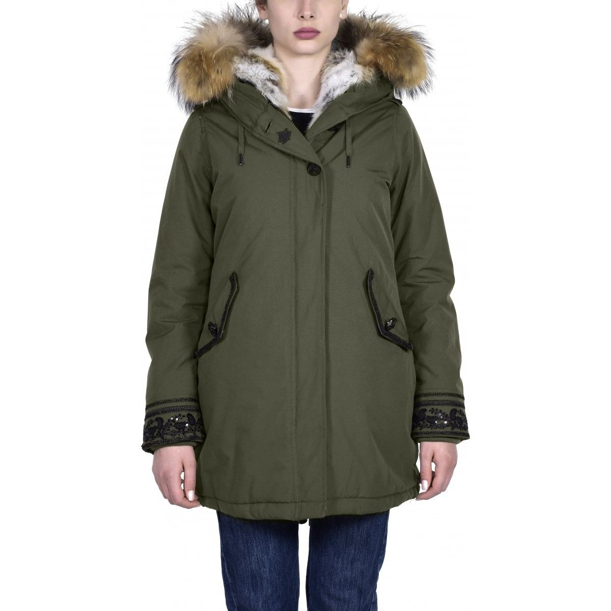 CANADIAN PARKA SONORA NEW EMBRO
