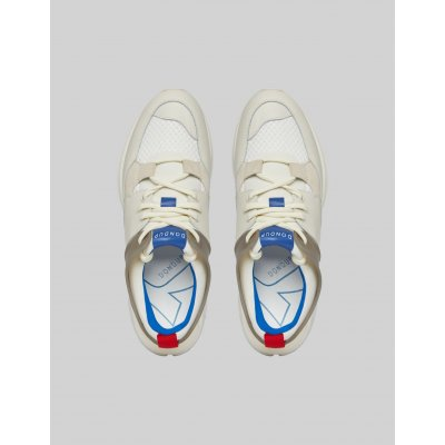 DONDUP SNEAKER D ONE IN PELLE
