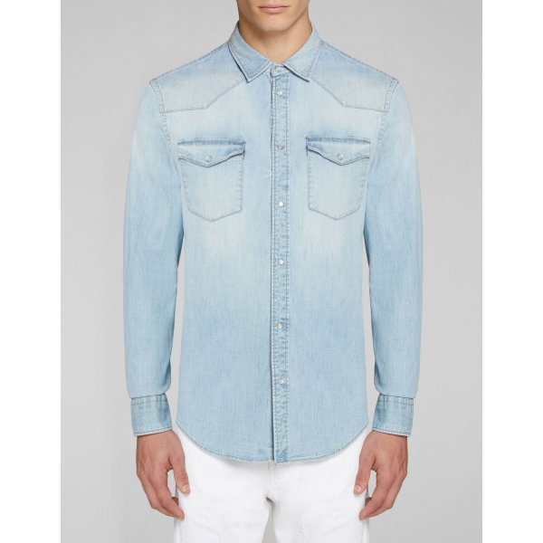 DONDUP CAMICIA IN DENIM