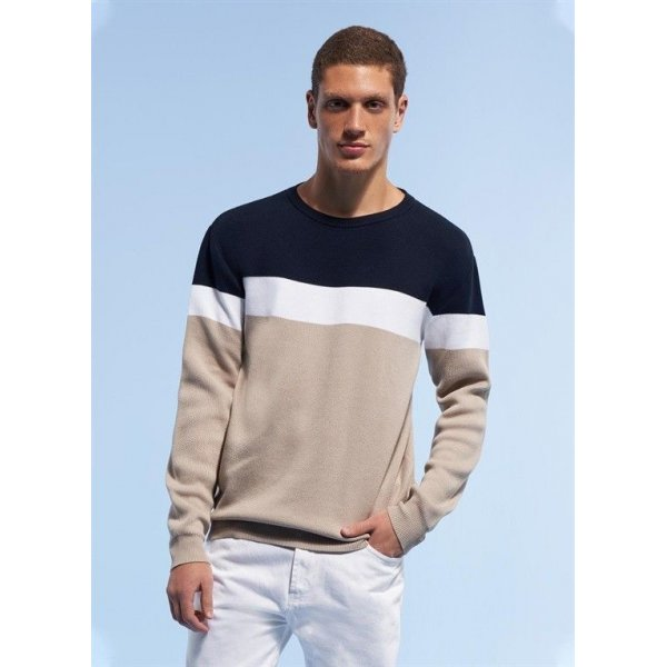 COLMAR PULLOVER COLORBLOCK RESEARCH