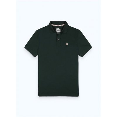 COLMAR POLO IN PIQUET 2 BOTTONI GREEN BOTANICAL