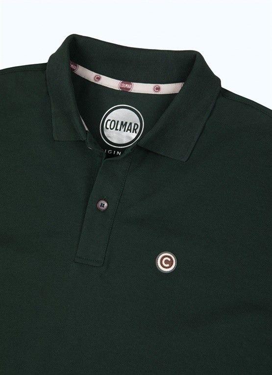 competitive price 73a3c abdaf -50% COLMAR POLO IN PIQUET 2 BOTTONI GREEN BOTANICAL | Outlet Firme Uomo  Abbigliamento | Shop Online: Boutique Irene & Mario