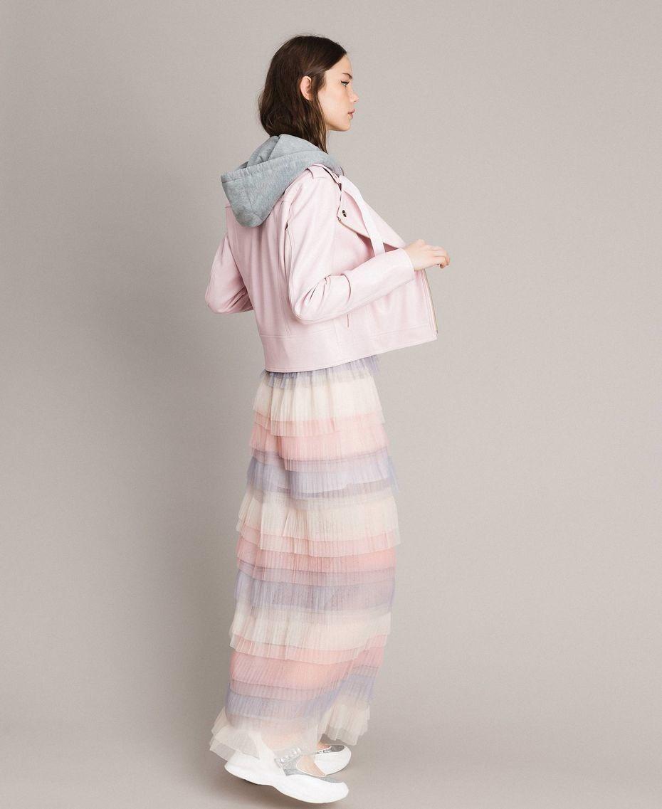 sale retailer 8c488 2ea17 -50% MYTWIN GONNA LUNGA CON BALZE PLISSE'   Outlet Firme Donna  Abbigliamento   Shop Online: Boutique Irene & Mario