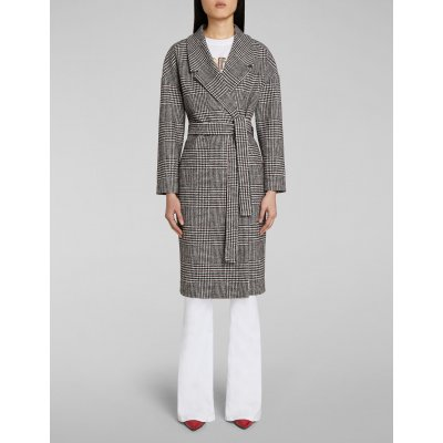 DONDUP CAPPOTTO IN LANA