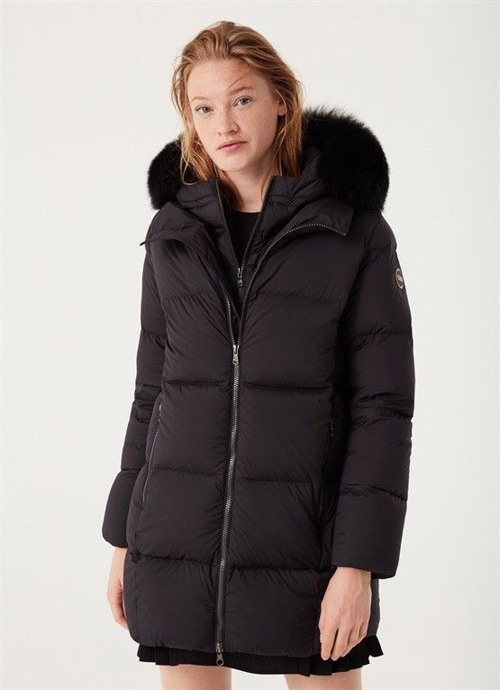 40% COLMAR PIUMINO LUNGO CON PETTORINA | Outlet Firme Donna Abbigliamento | Shop Online: Boutique Irene & Mario