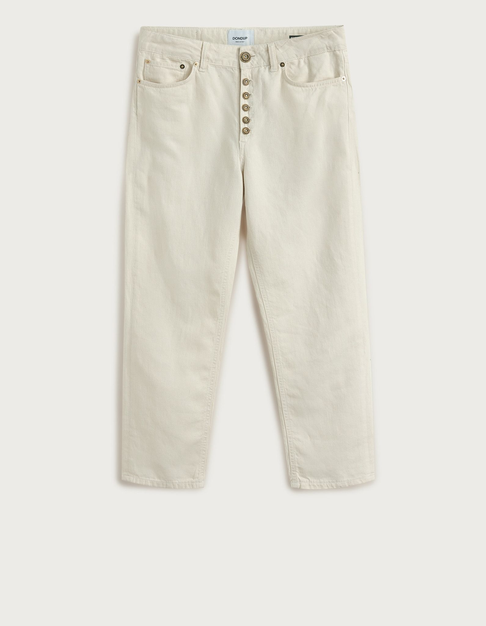 DONDUP KOONS LOOSE JEANS