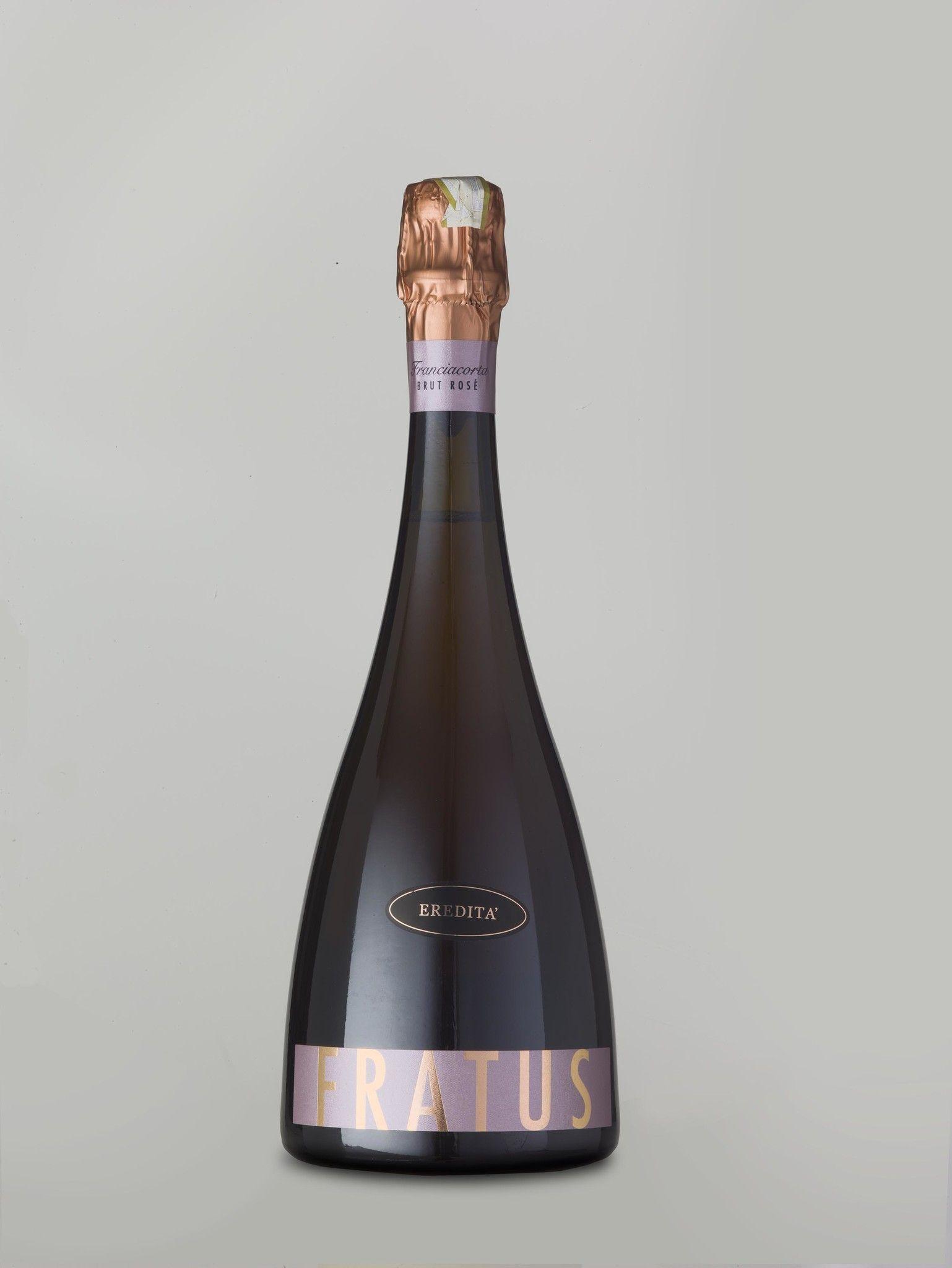 "Franciacorta DOCG Brut Rosè Millesimato 2011 ""Heritage"""