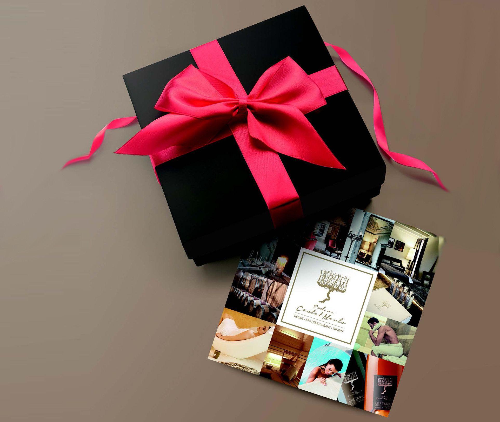 Gift Box Silver