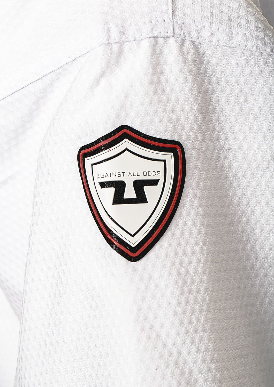 Tusah - Dobok Professional Fighter Ultraleggero per Taekwondo Omologato WT Coreano