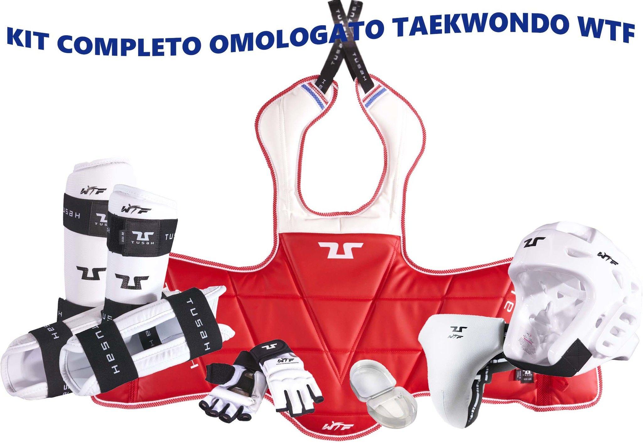 KIT per Taekwondo WT Tusah