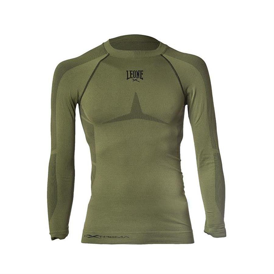 T-shirt maniche lunghe a compressione Leone ABX27 Seamless Extrema