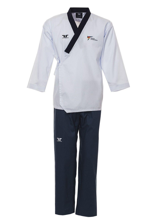 Tusah - Poomsae Professional Femminile per Taekwondo Omologato WT Made in Korea per forme e competizioni