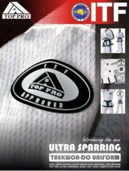 Top Pro - Dobok Champion 360 con logo Tradizionale