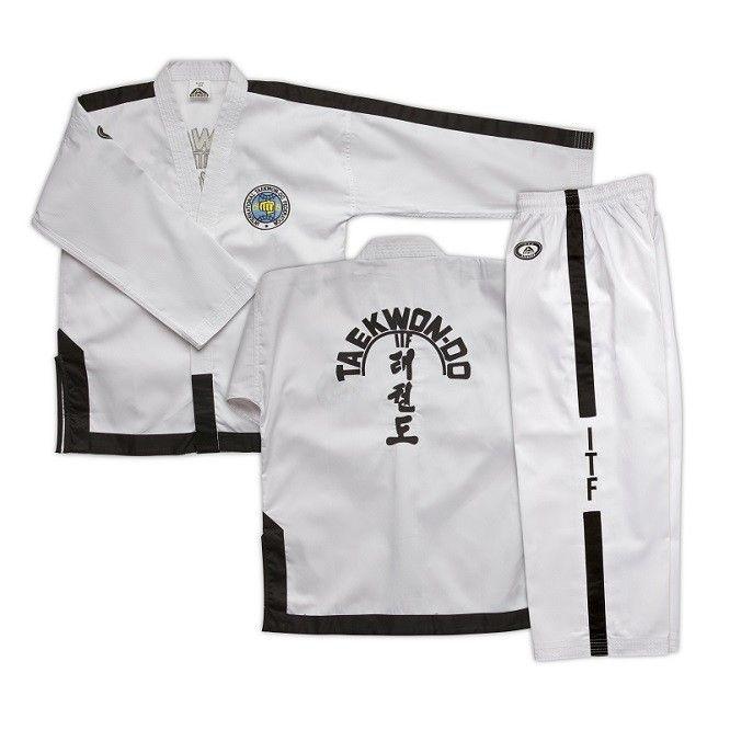 Top Pro - Dobok Master con logo Tradizionale