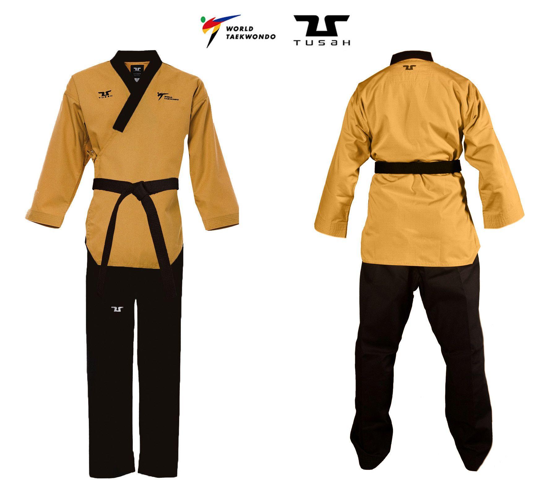Tusah - Poomsae Professional Senior per Taekwondo Omologato WT Made in Korea per forme e competizioni