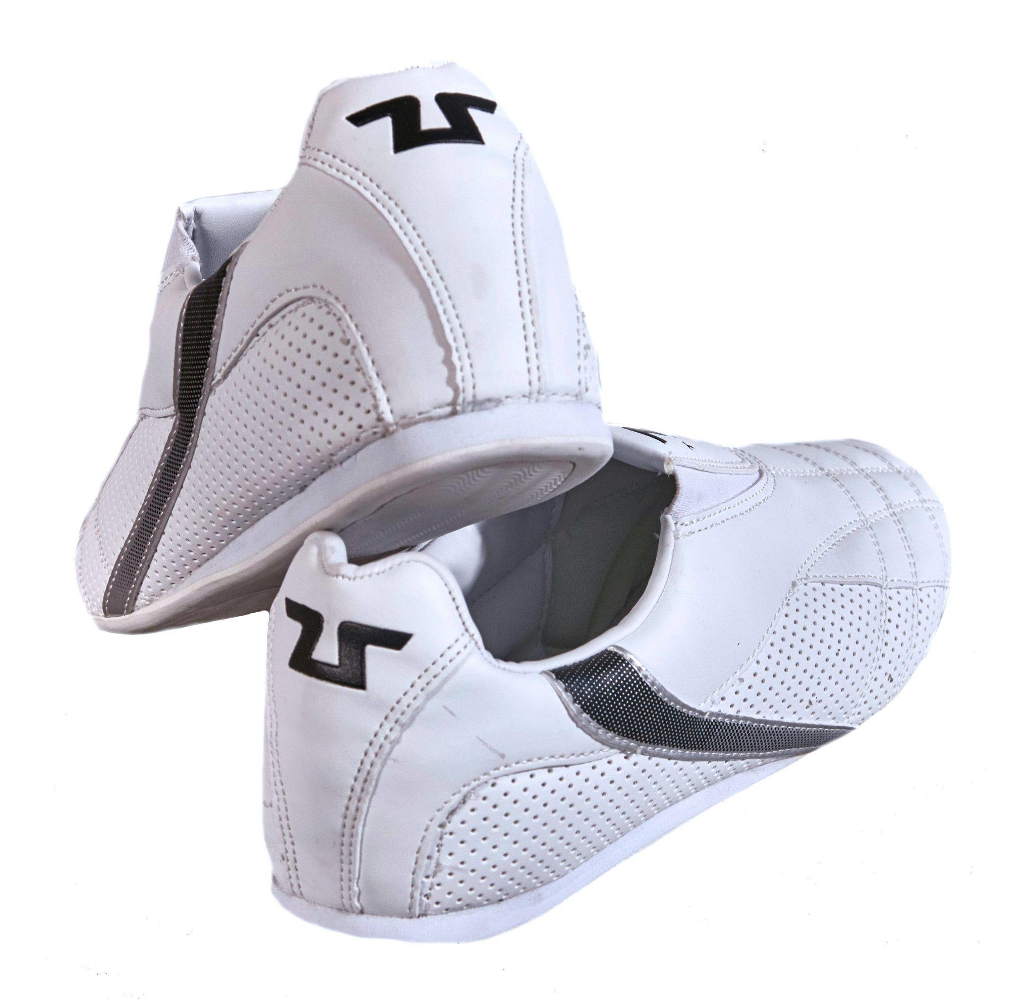 Tusah - Scarpetta Training per Taekwondo, Karate ed Arti Marziali made in Corea ideale per l'allenamento di tutti i giorni