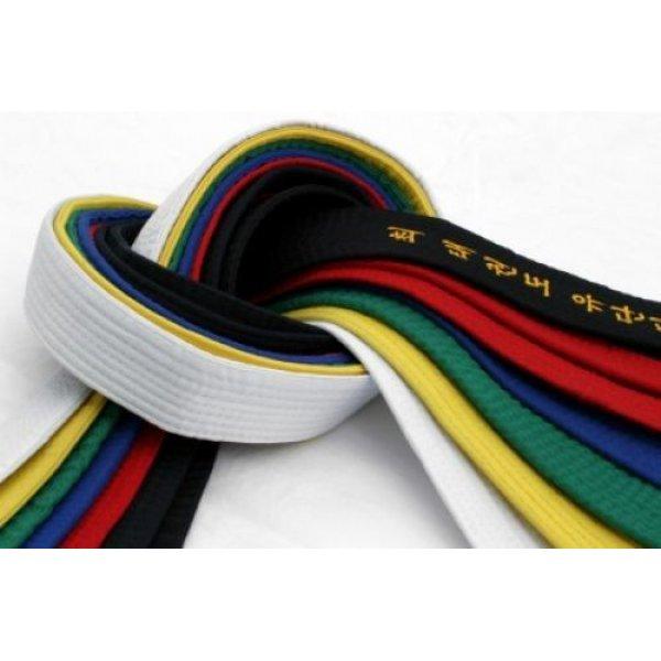 Cintura Monocolore 4,5cm 100% Cotone