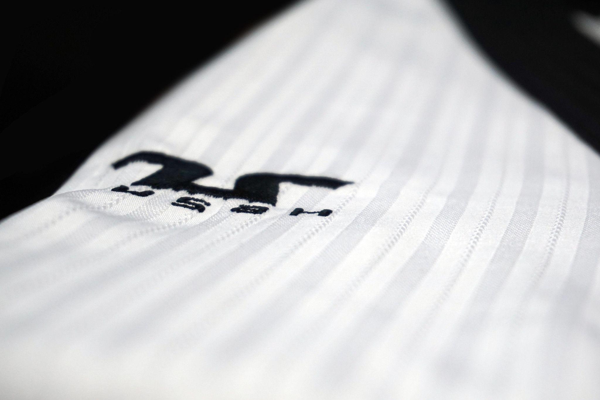Tusah - Dobok Premium Fighter Ultraleggero per Taekwondo Omologato WT