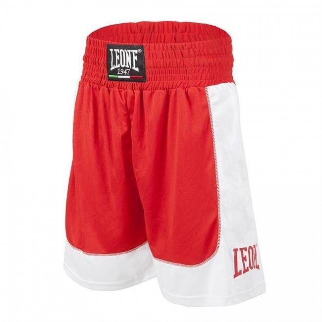Leone - Pantaloncini da Boxe AB738