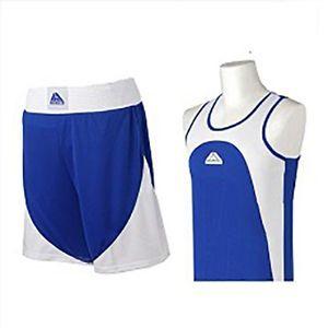 Top Pro - Canotta + Pantaloncini Completo da Boxe