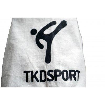 T-Shirt TKD SPORT con Calcio Taekwondo