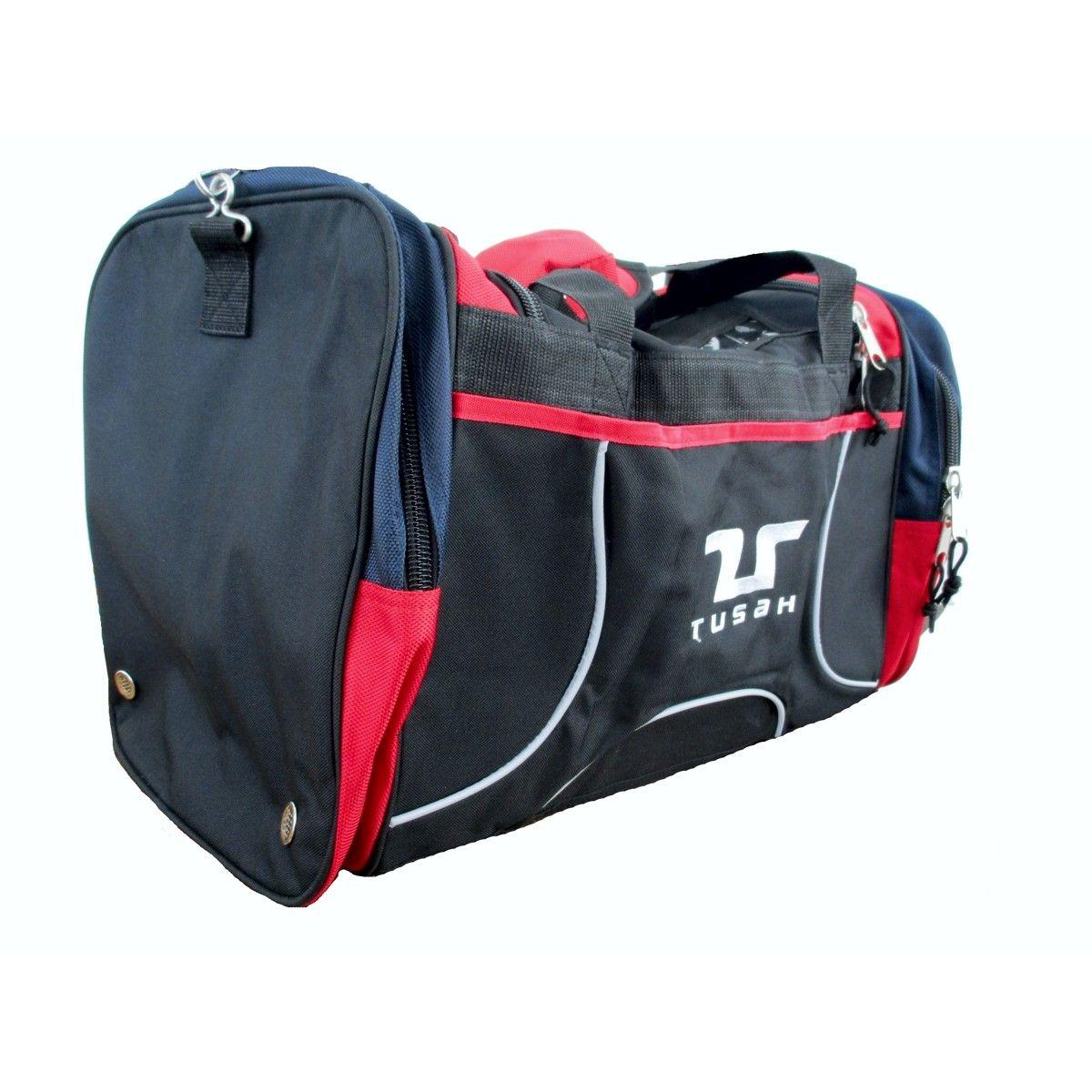 Borsa Borsone per Taekwondo Pro-Bag Tusah con porta Corazza esterno per Arti Marziali WT WTF
