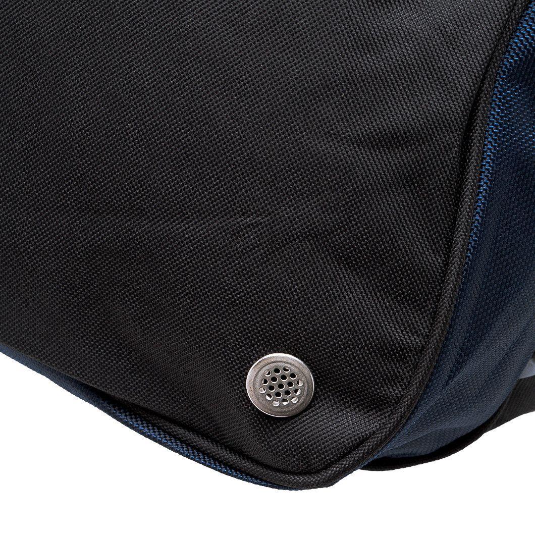 Tusah - Borsa per Taekwondo Pro-Bag con porta Corazza esterno per Arti Marziali