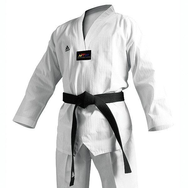 Adidas - Dobok per Taekwondo Champion // - Misura 210