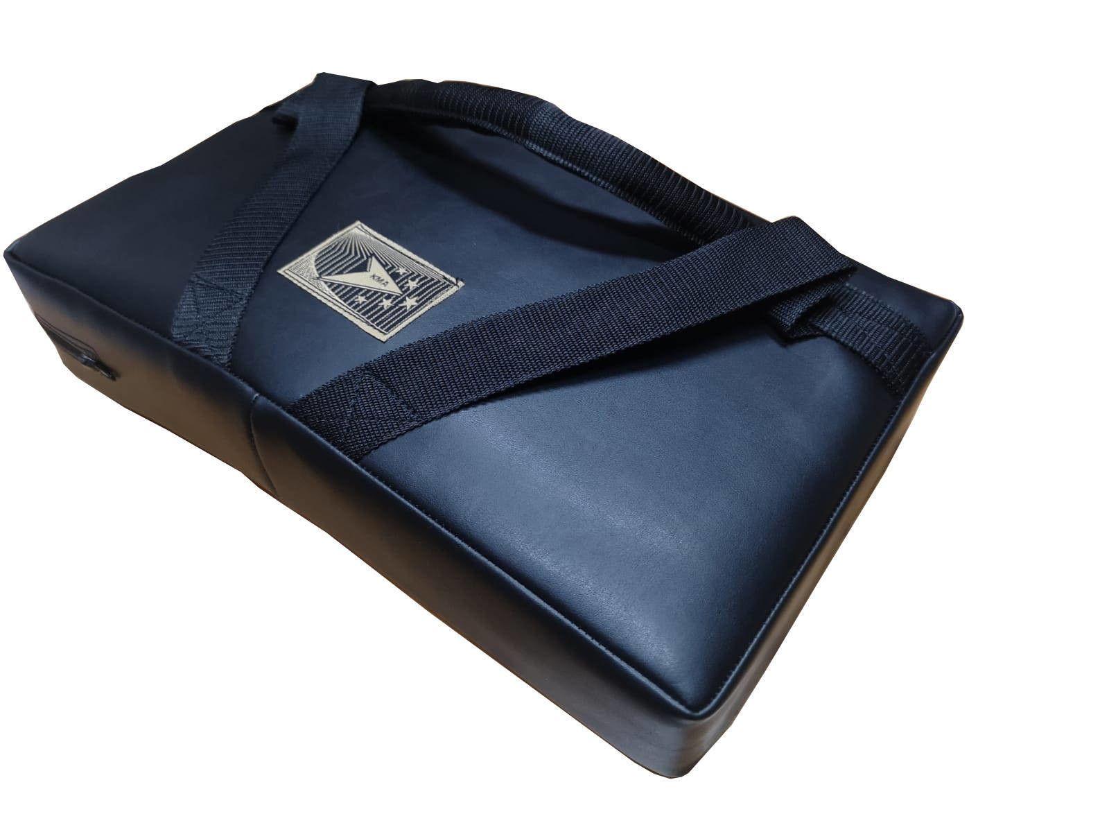 Master - Iranian Pad Shield Scudo per Taekwondo, Karate, per calci e pugni con più prese