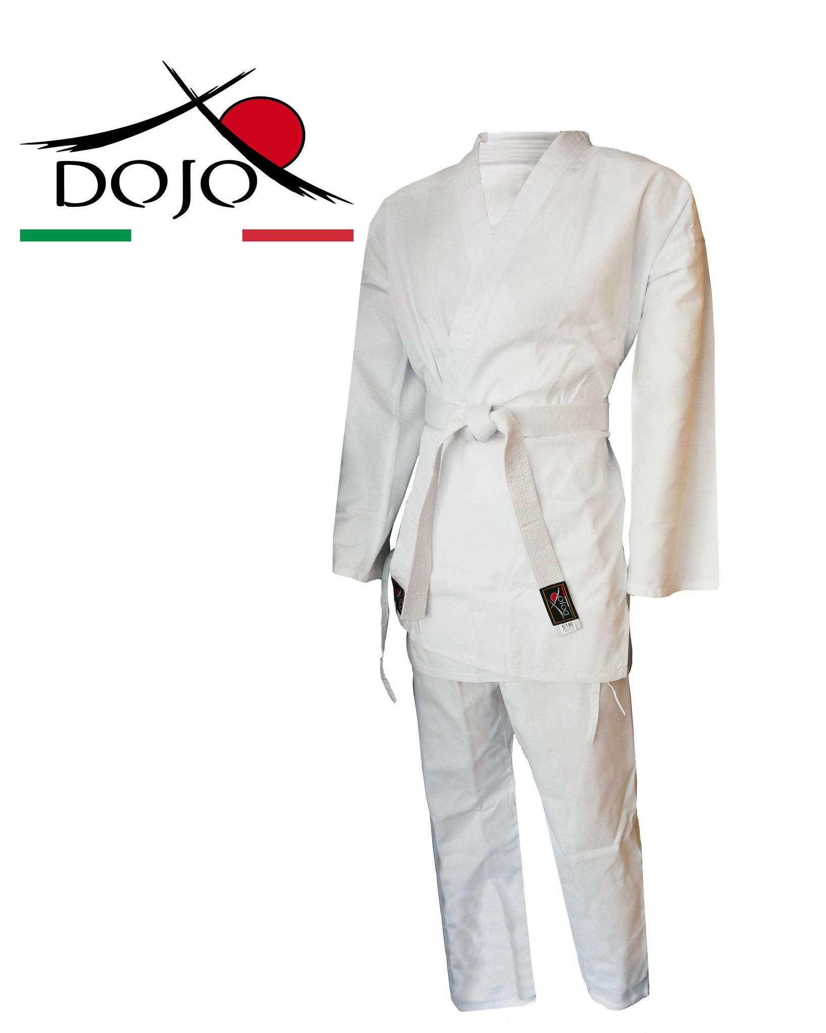 Dojo - Karategi Uniforme per Karate Training per allenamento bambini e adulti