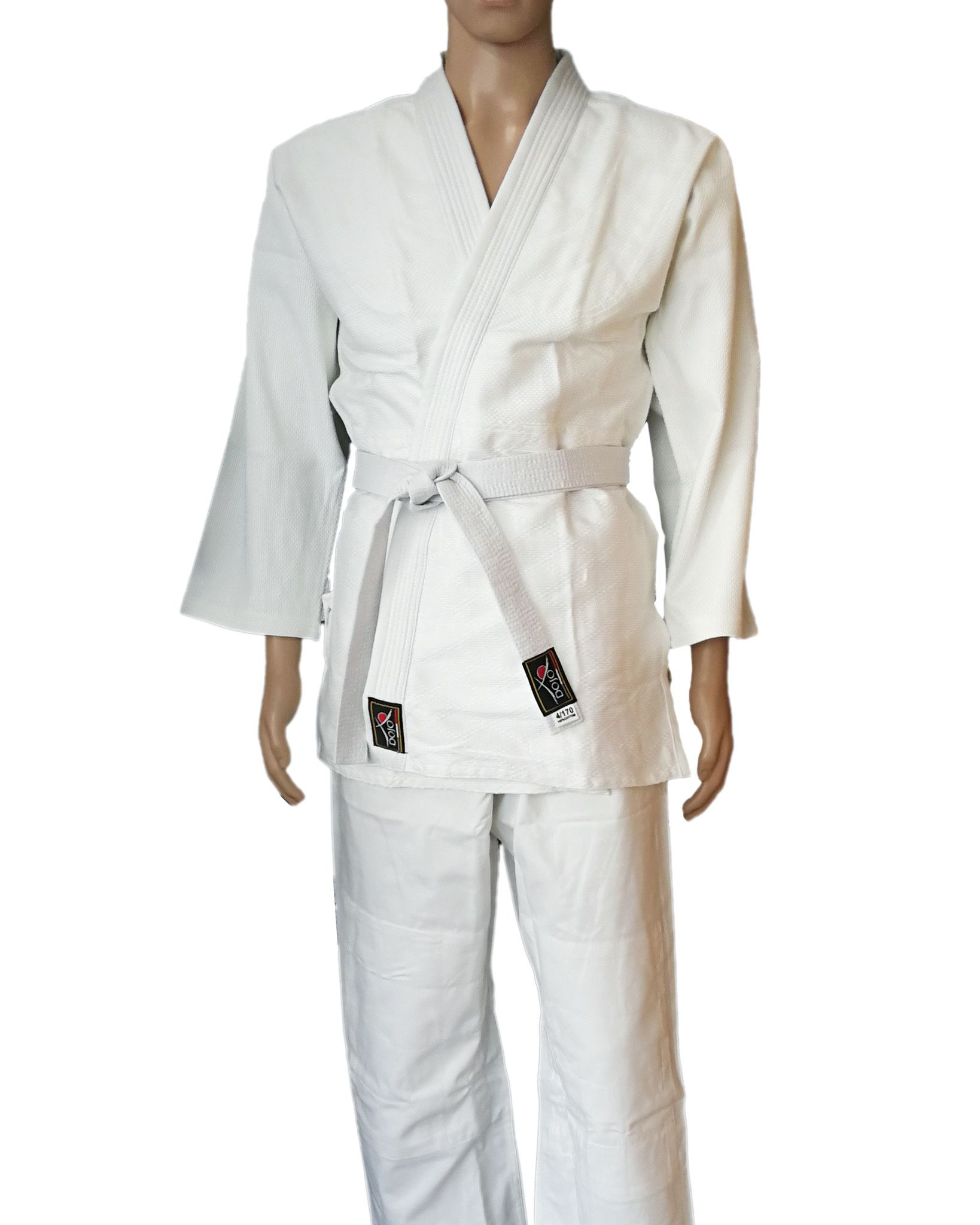 Dojo - Judogi Uniforme per Judo Training