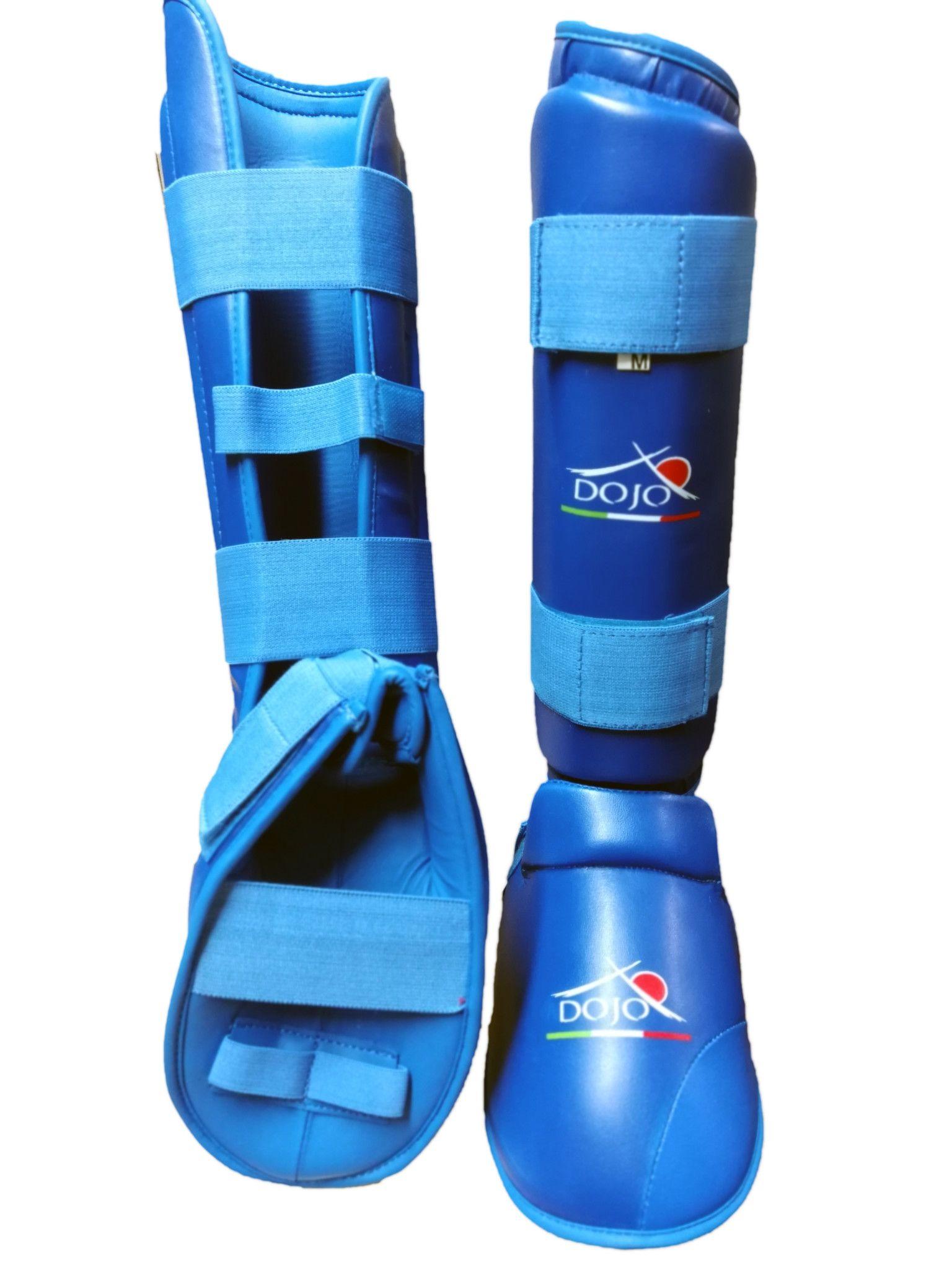 Dojo - Paratibia per Karate con piede Rossi Training