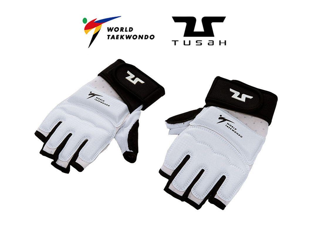 Guantini per Taekwondo Tusah Omologati WT WTF per allenamenti e competizioni guanti