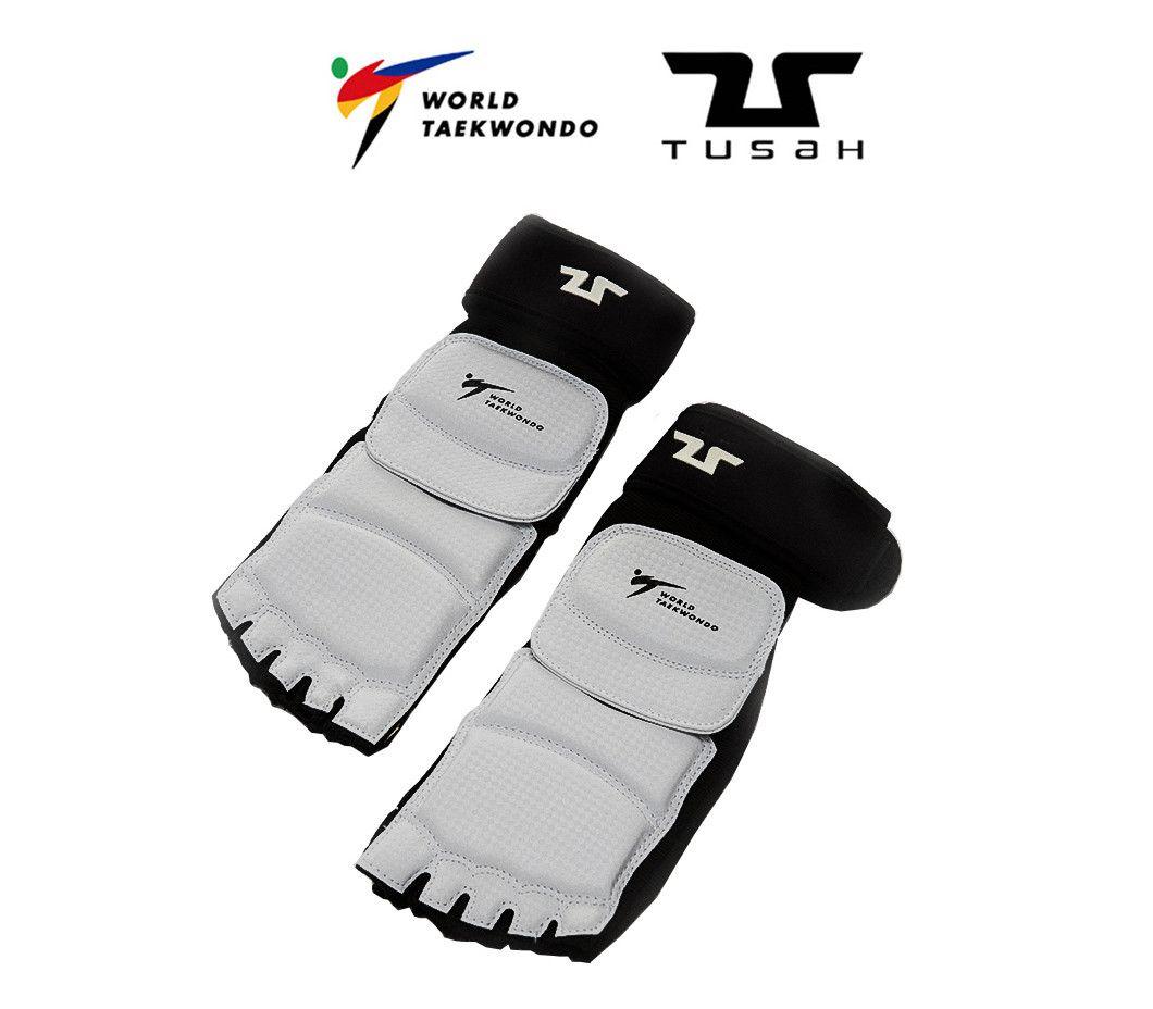 Tusah - Parapiedi per Taekwondo Omologati WT per competizioni e allenamenti