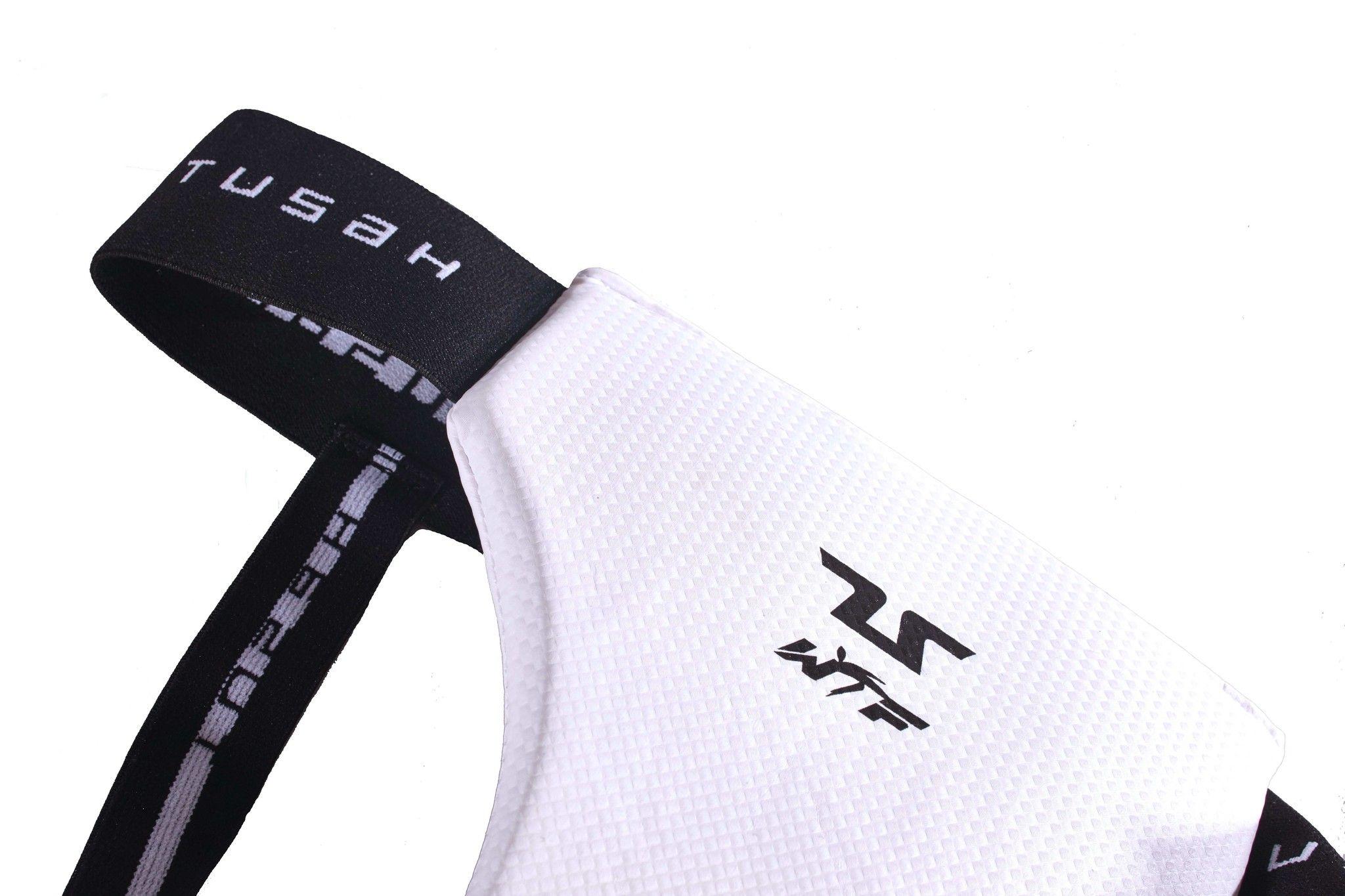 Conchiglia Femminile Tusah per Taekwondo Omologata WT WTF protezione inguine