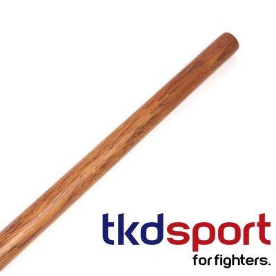 Jo in legno bastone Aikido Wushu Kune Do Krav Maga Arti marziali kali Armi 125cm