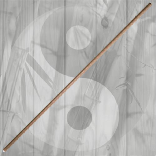 Bo in legno bastone Aikido Wushu Kune Ninjutsu Karate kali Wushu Armi 180cm