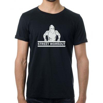 """T-Shirt Workout Allenamento """"Street workout"""""""