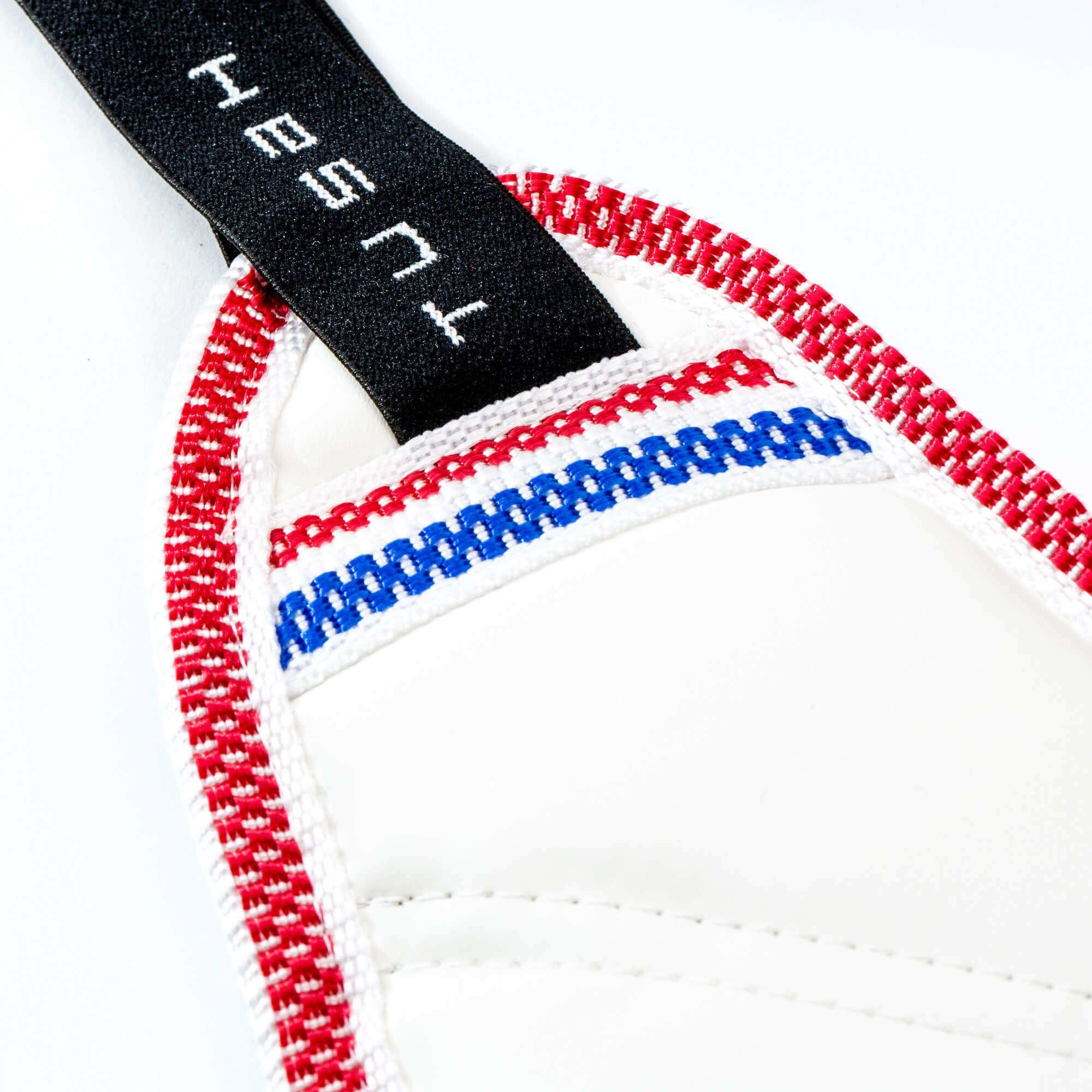 Corpetto Corazza Reversibile Tusah per Taekwondo Omologato WT WTF per competizioni e allenamenti