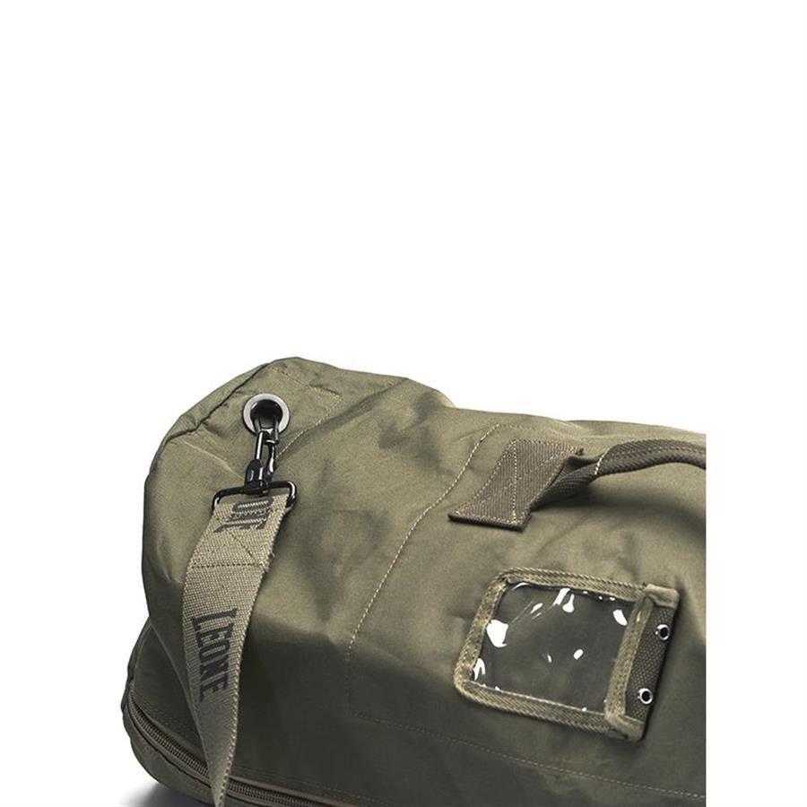 ef49e1fd18 10% Leone Commando AC903 Borsone Verde