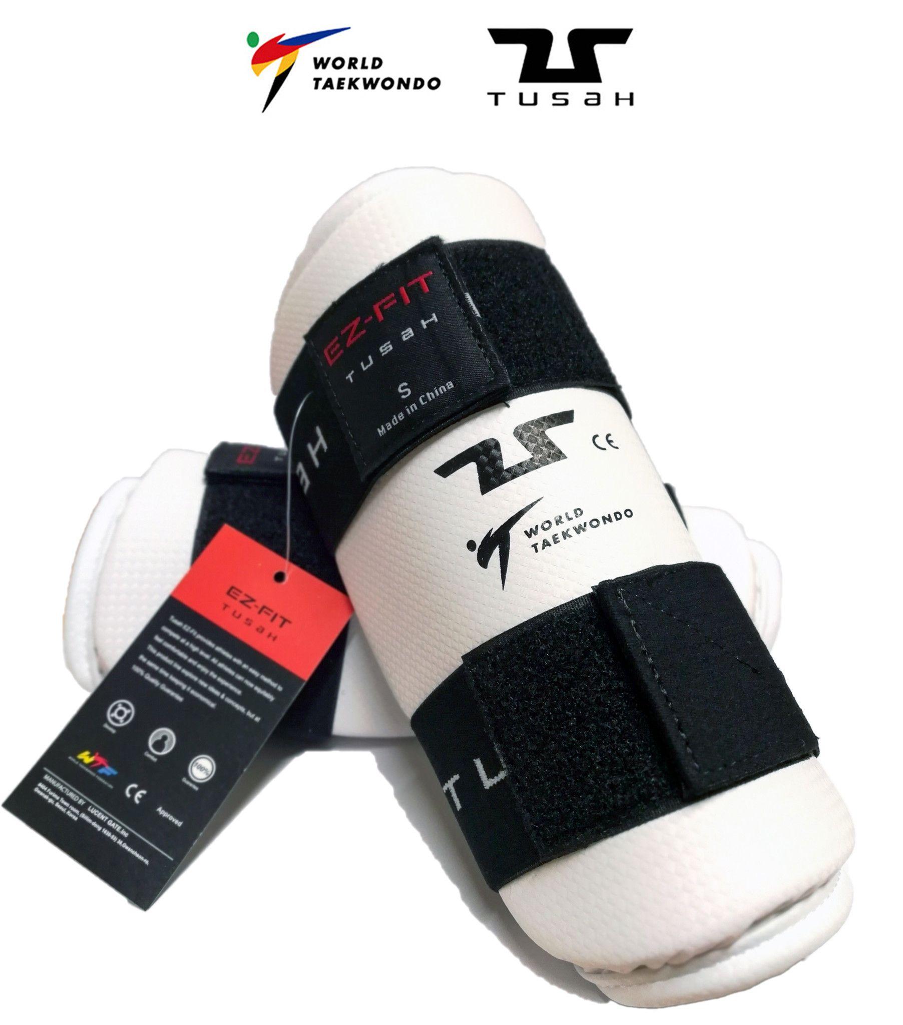Tusah - Parabraccia per Taekwondo Omologati WT per allenamenti o competizioni