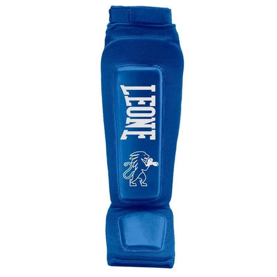 Paratibie a Calza Leone Defender PT120 Blu