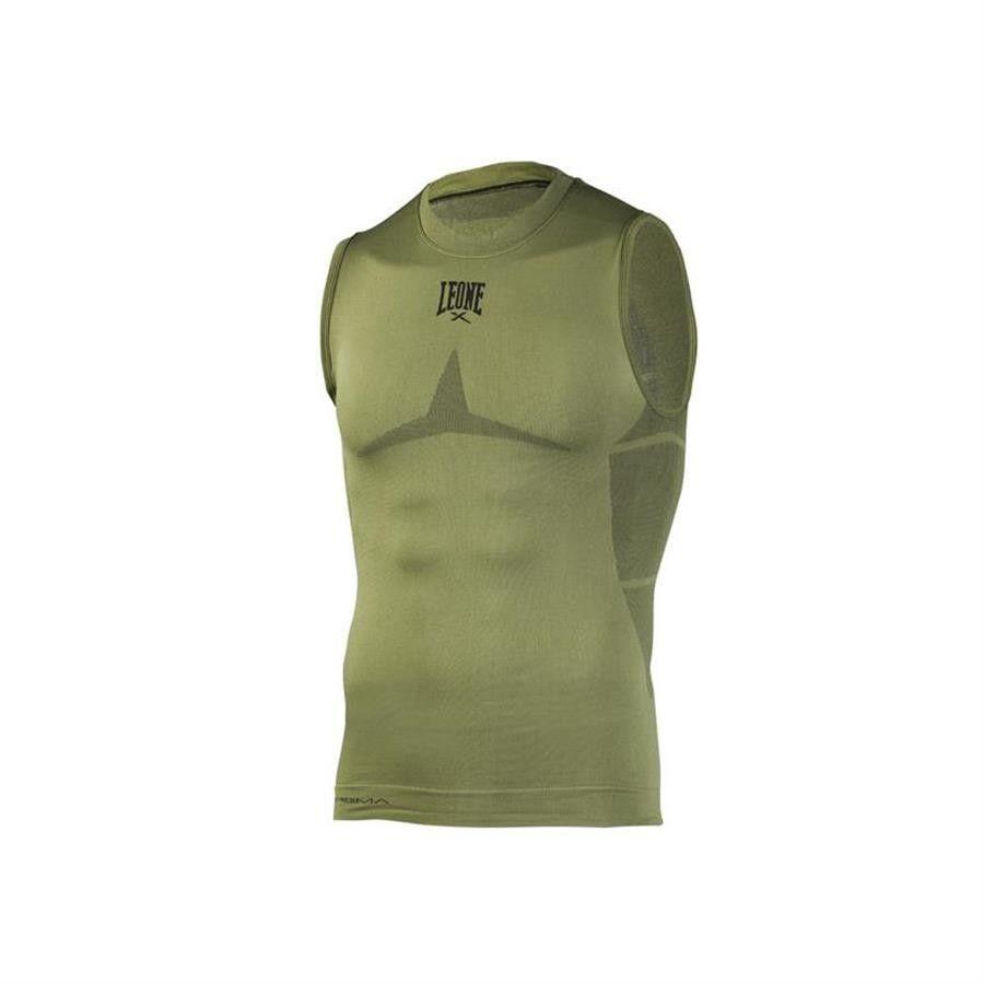 T-shirt smanicata a compressione Leone ABX01 Seamless Extrema
