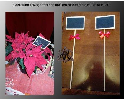 Shop online konda pirografo mania for Cartellini per piante