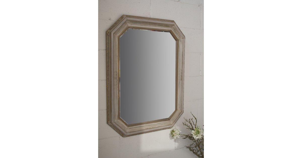 Specchio shabby vintage arredo shop online mo ma for Arredo shop online