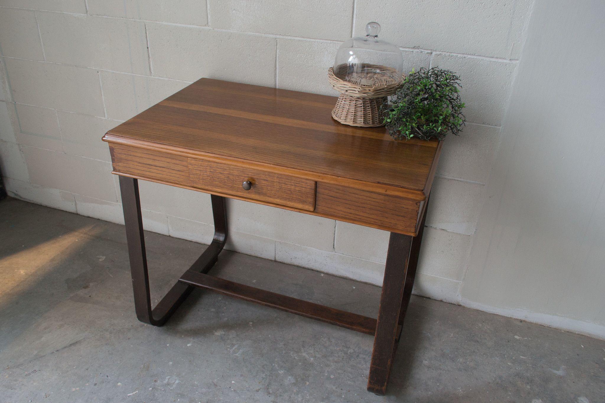 Mobili Anni 30 : Scrivania anni in legno mobili complementari tavolini